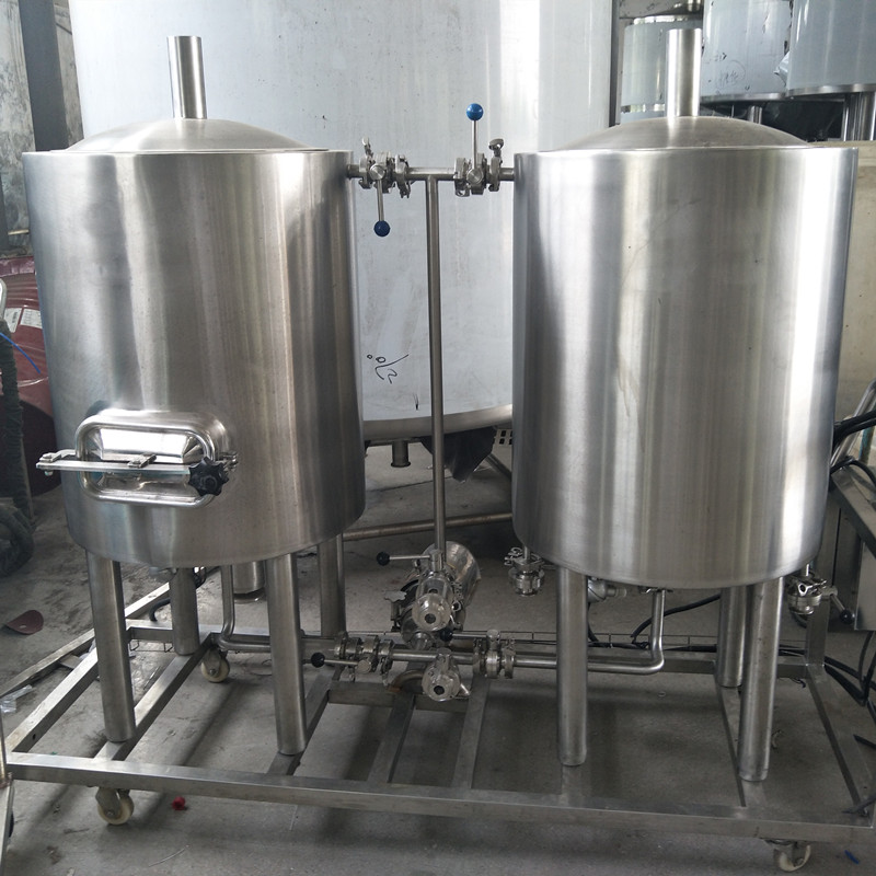 Professional industrial brewery SUS304 complete set of brewing equipment and system for making beer ZZ
