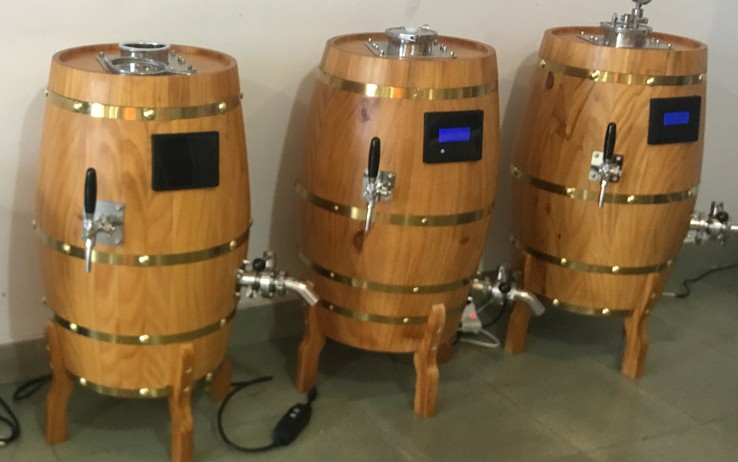 US best automated home beer brewing system of SUS304 for beer enthusiasts from China manufacturer 2020 W1