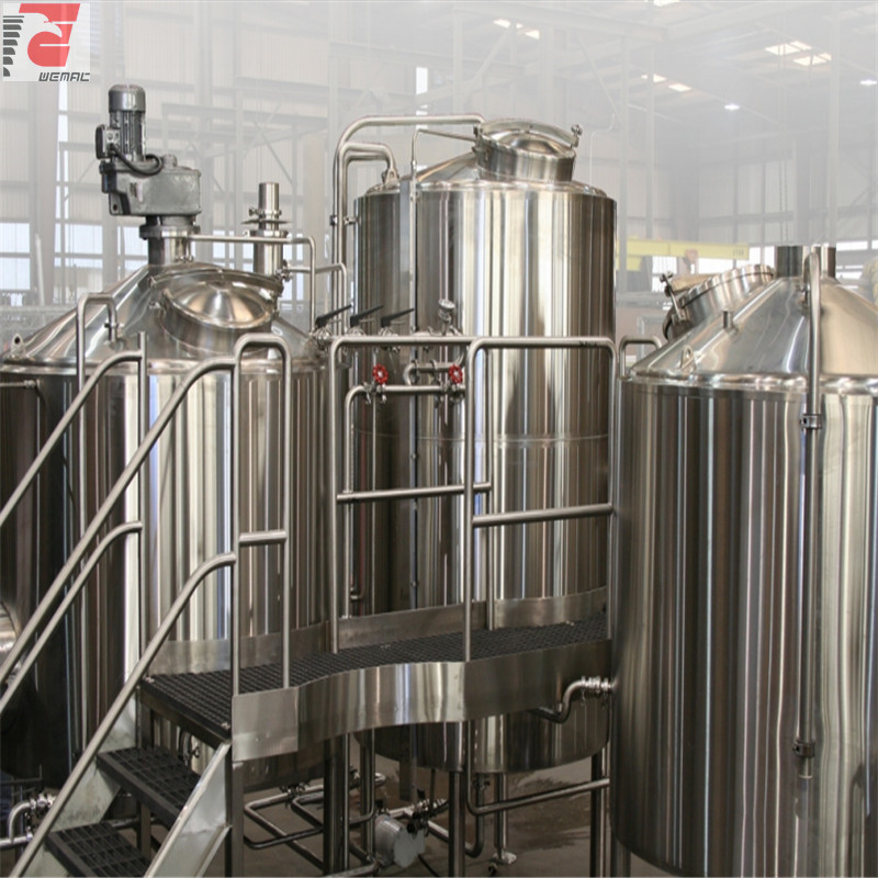 Craft beer making equipment Chinese manufacturer