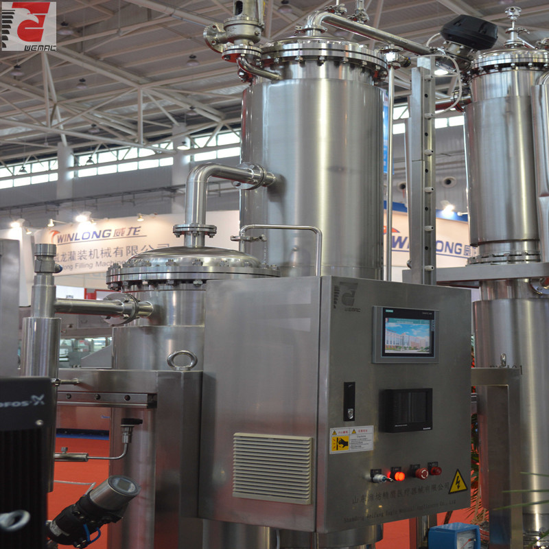 Full automatic Pure steam generator pharmaceutical for sale WEMAC S001