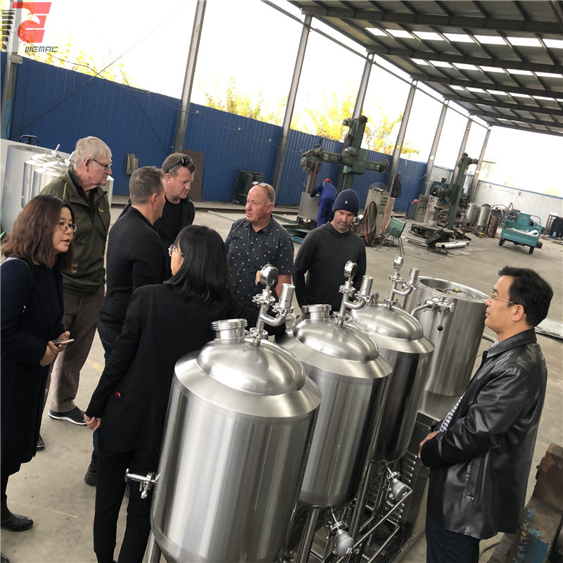 turnkey microbrewery equipment Chinese supplier