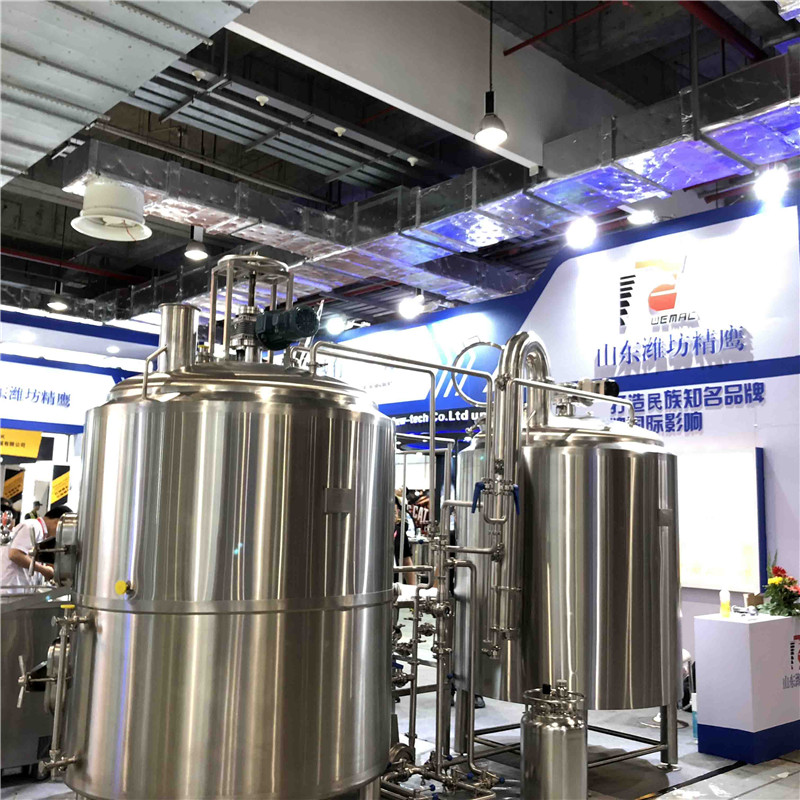 10BBL craft beer brewing equipment for sale craft brewing equipment WEMAC Y025