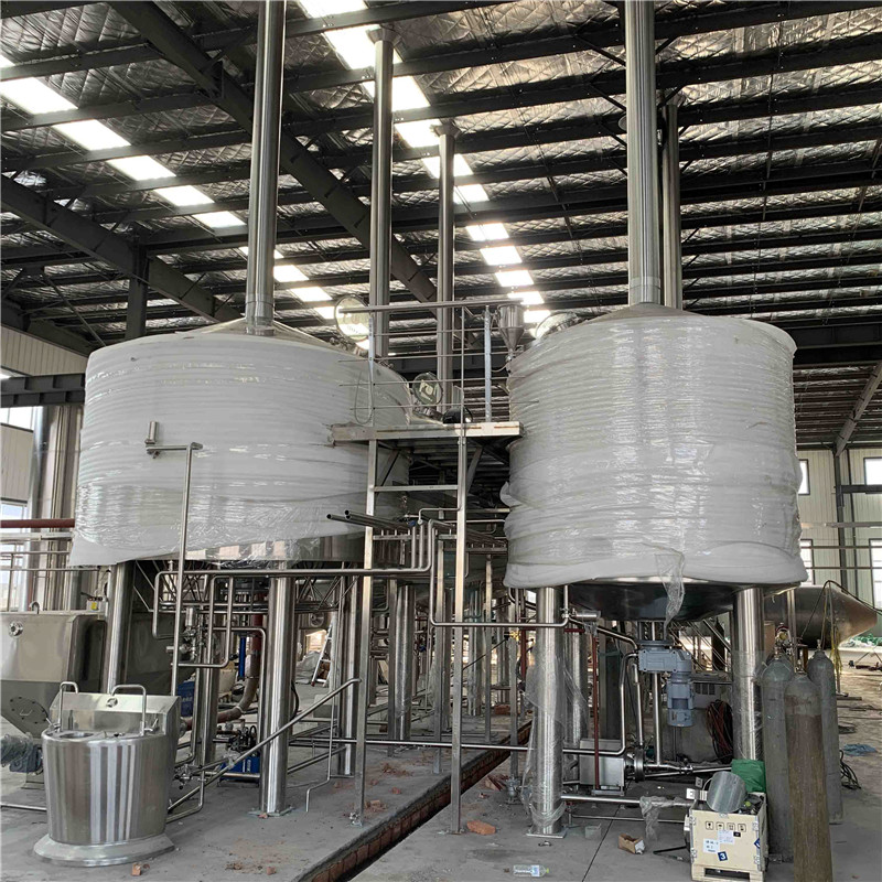 Top qualuty industrial beer equipment china factory sale in Canada WEMAC G080