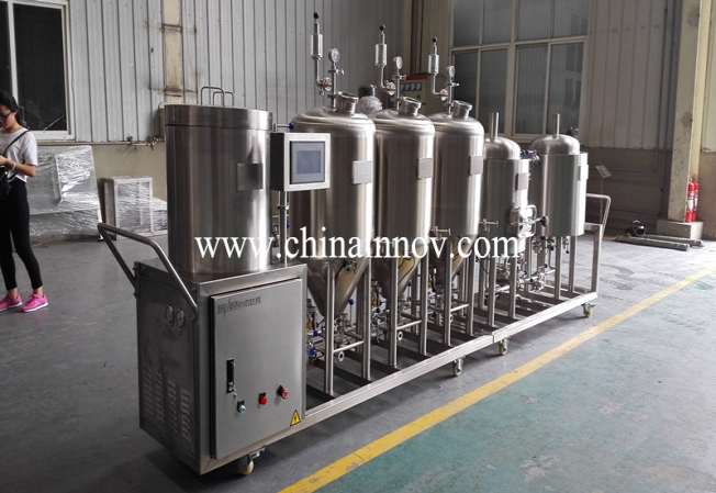 Chinese manufacturer made 50L Home beer microbrewery equipment hot sell in mini bar