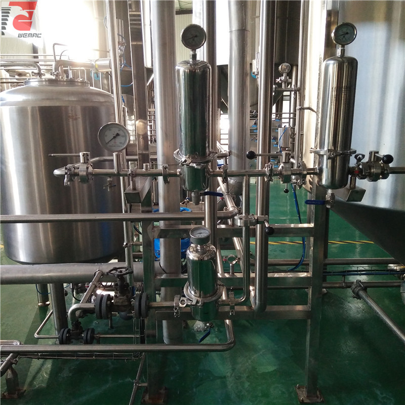 China beer yeast propagation equipment breeding tank manufacturer