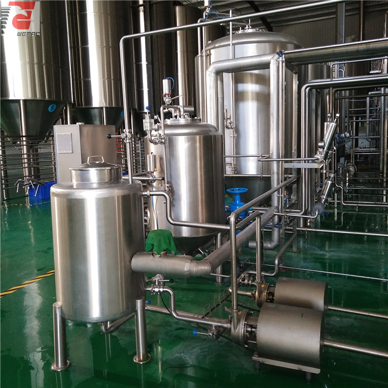 Beer yeast propagation system for sale professional manufacturer WEMAC H023